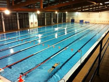 Piscina olímpica municipal de Lieiro